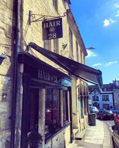 Hair@28 shop front